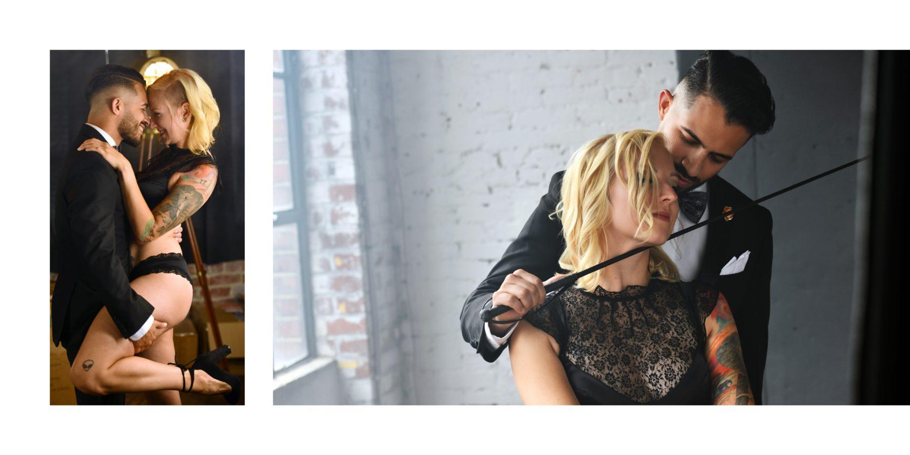 Couples Boudoir Album - Philadelphia's Boudoir Photographers