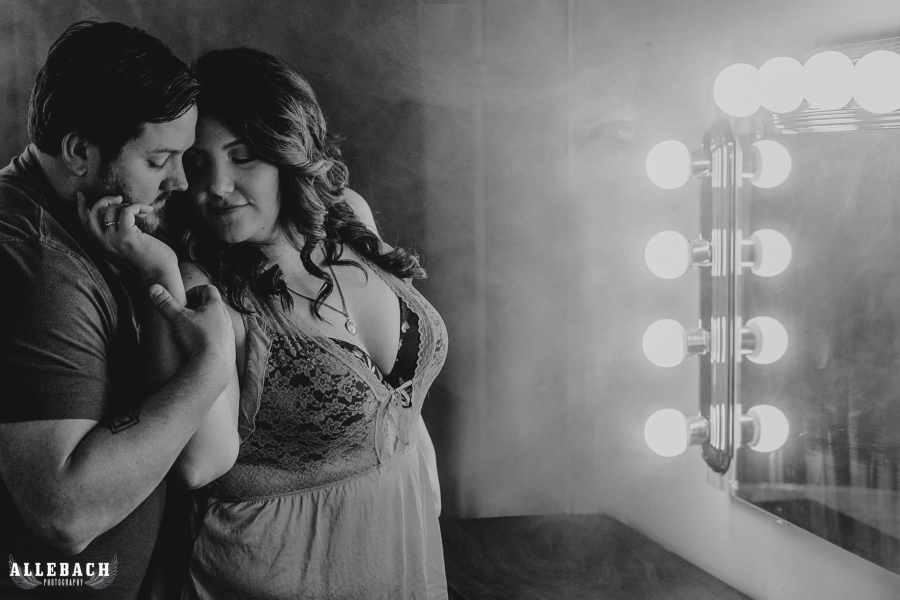 Smokey Couples Boudoir