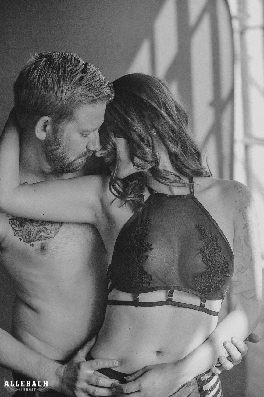Sensual Couples Boudoir