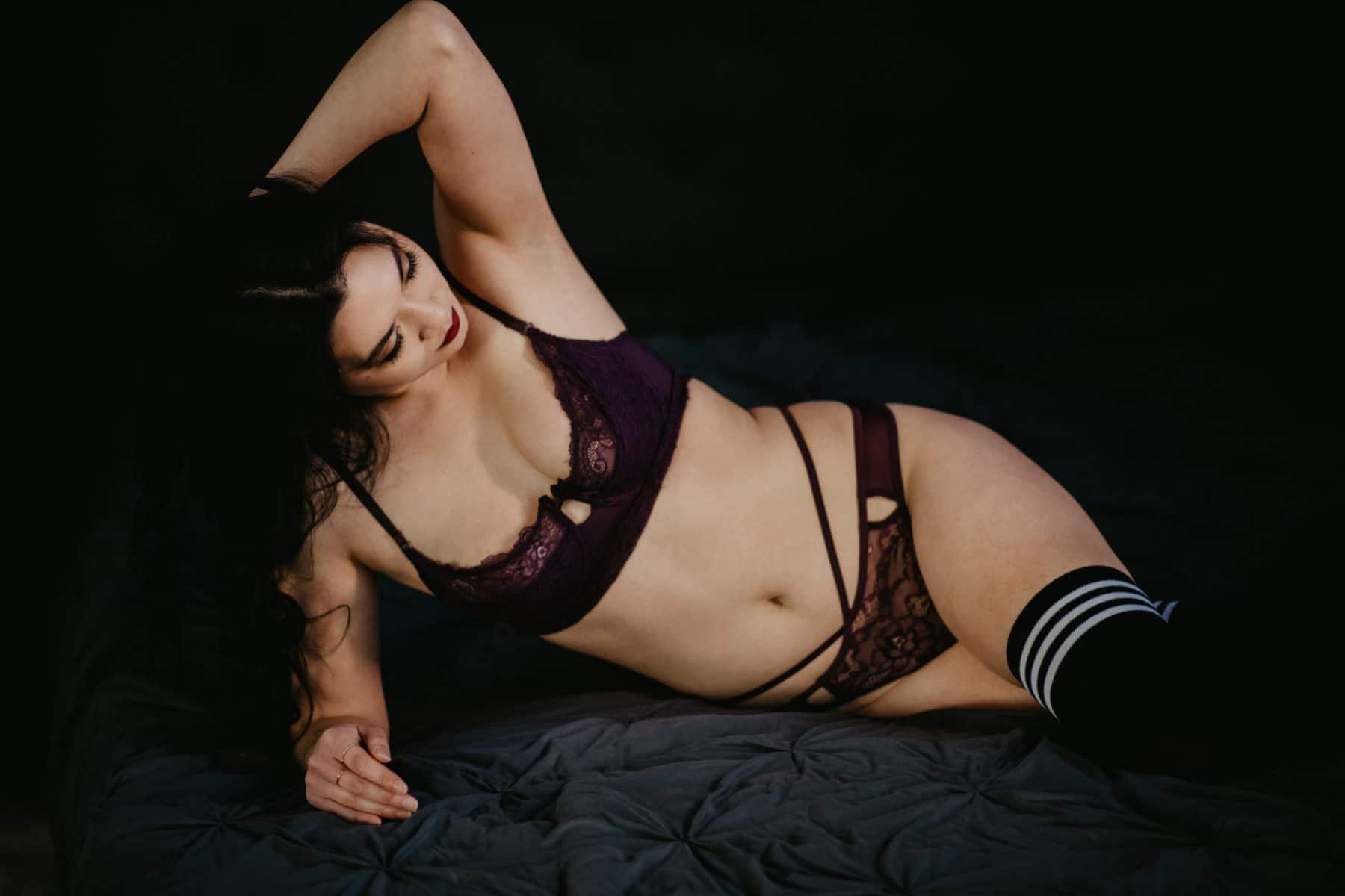 sexy Philly Boudoir