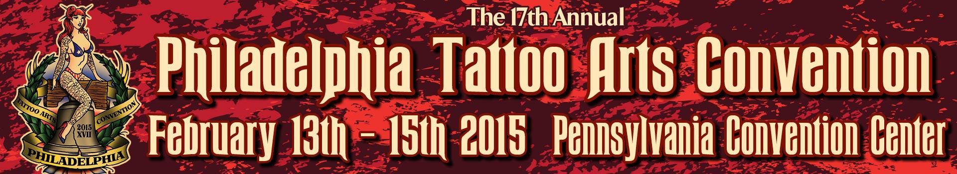 Philadelphia Tattoo Convention