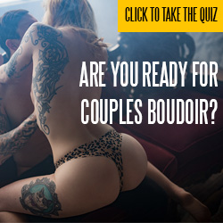 Are you ready for couples boudoir?